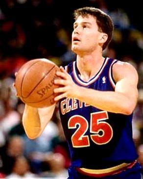 Mark Price Cleveland Cavaliers