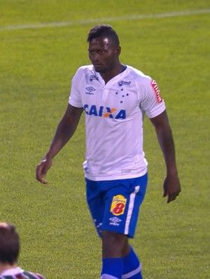 Riascos Cruzeiro (Foto: Reprodução / TV Globo Minas)