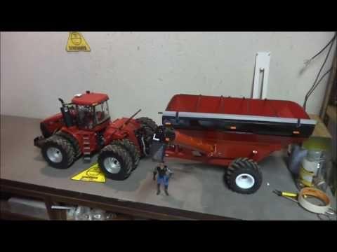 RC TRACTOR ACTION! FARM WORLD BOCHOLT! CASE 7140! KRAMPE! JOHN DEERE! - YouTube