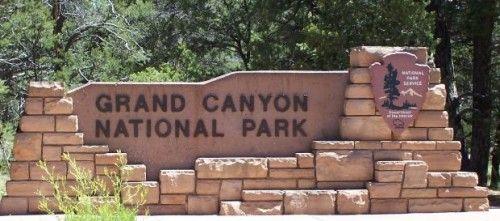 Parc national du Grand Canyon (versant sud)