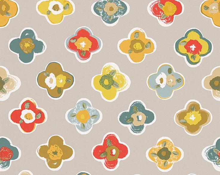 Oilily Home, 96122-4 by AS Creations