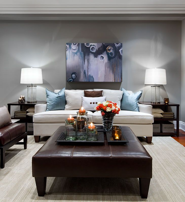 30 Best Living And Family Rooms Images On Pinterest