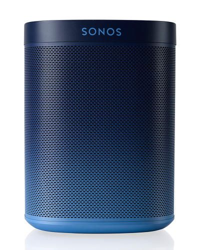 Sonos's New Speaker Celebrates Jazz With A Beautiful Blue Gradient | Co.Design | business + design