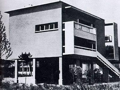 villa per un floricultore. G. Terragni 1936