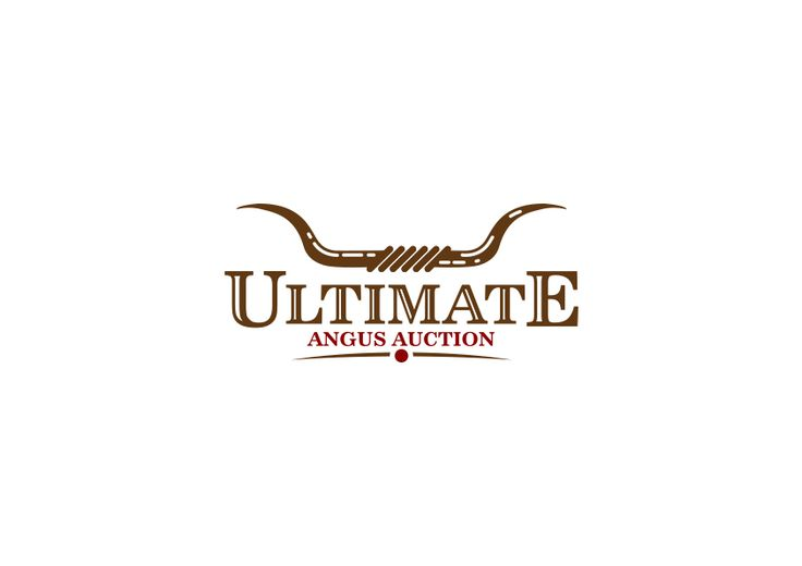 """Check out my @Behance project: """"Ultimate Angus Stud Auction Logo Development"""" https://www.behance.net/gallery/48588377/Ultimate-Angus-Stud-Auction-Logo-Development"""