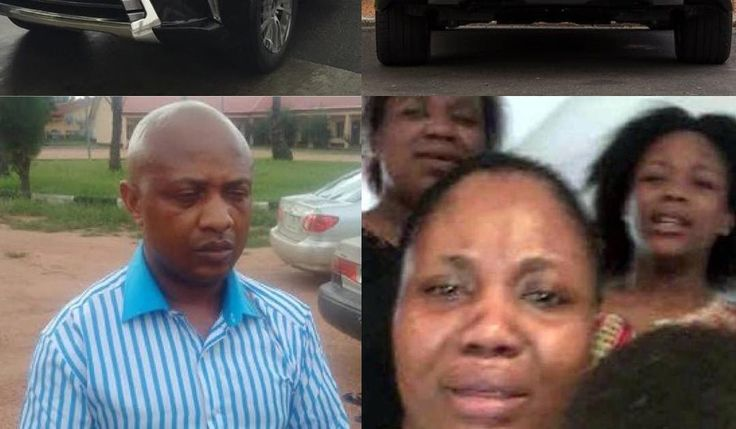 Lexus SUV Kidnapper Evans Wife Drives According To Freeze  Daddy Freeze has taken to Instagram to post pictures of the kind of car that the wife of billionaire kidnapper Evans use to drive. He claims a friend of his who lives 2 houses away from Evans gave him the information. Recall that Evans wife shared a picture of her and her children shedding tears while begging for the authorities to spare her husbands life. In the report she claimed she didnt know he was rich and that N 200 000 is the…