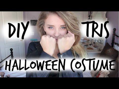 DIY Tris Prior Halloween Costume | msjustjonii