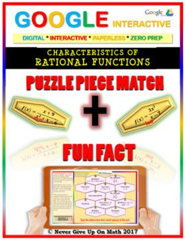 Puzzle & Fun Fact: Properties of Rational Function(Google