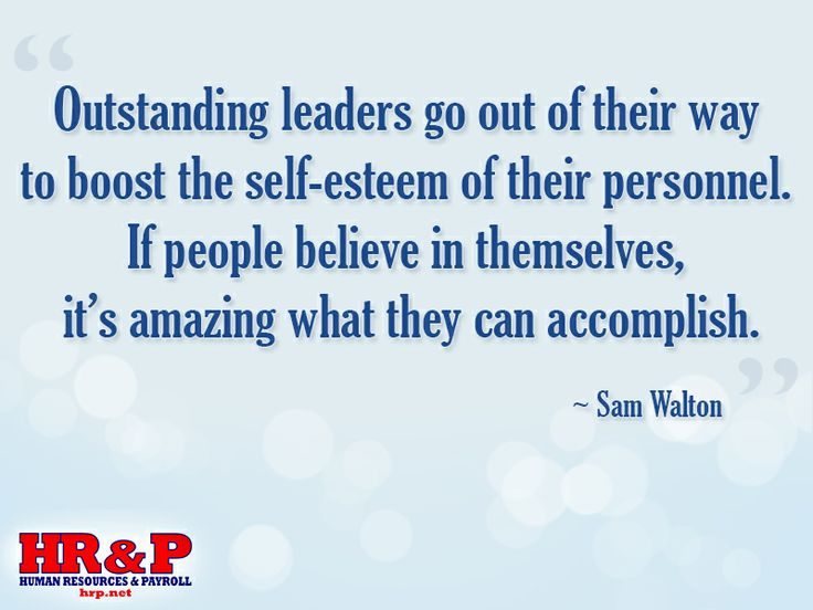 Outstanding leaders go out of their way..