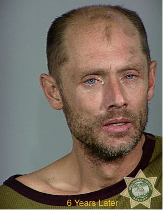 Yes! The Multnomah County Sheriff in Oregon has released some new faces of meth. Enjoy.