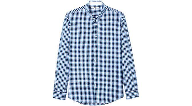 FIND-Camisa de Cuadros Charlie Oxford para Hombre | Joyería online, joyas de Plata y Oro.