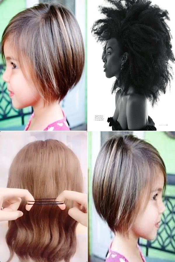 22+ Funny haircuts for girls inspirations