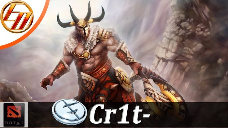 Centaur Warrunner Safelane Gameplay by CR1T- |Est Dota
