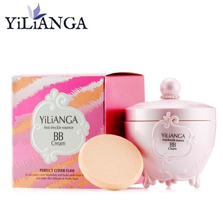 Yilianga corrector crema bb cc Maquillaje Imprimación crema base maquiagem corrector base de maquillaje Cara Corrector Facial Maquillaje