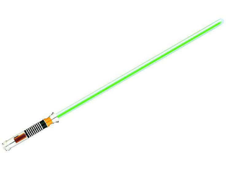 Espada Sable Láser Star Wars. Luke Skywalker, Force FX Episodio VI. Hasbro