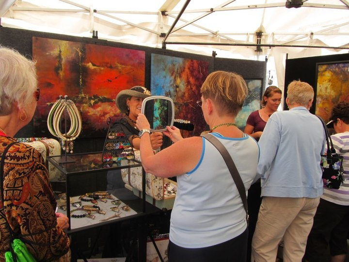 Suzanne Bellows: Grandhaven June, Artfestiv Grandhaven