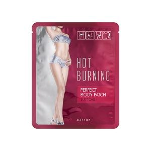 Korean [MISSHA] Hot Burning Perfect Body Patch「koreabuys.com」