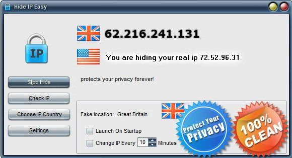 Hide IP Easy 5.4.9.8 With Patch Free Download Hide IP Easy 5.4.9.8 | 2.8 MB Hide IP Easy enables you to hide your real IP with a fake one, surf anonymously, prevent hackers from monitoring your activity, and provide full encryption of your online activity, all with the click of a button. Keeping your privacy …