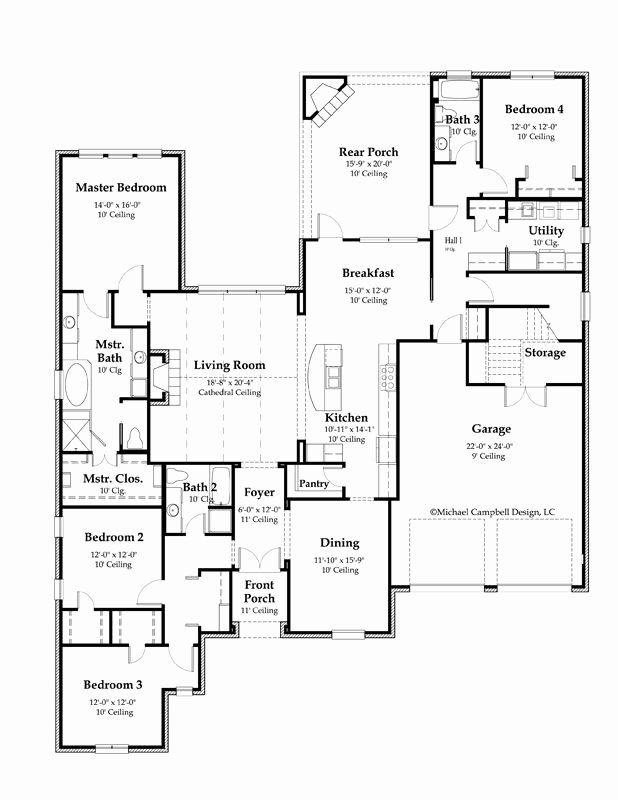 South Louisiana House Plans Elegant 3221 65 1st Floor French Country House Plan 618 800 French House Plans French Country House Plans French Country House