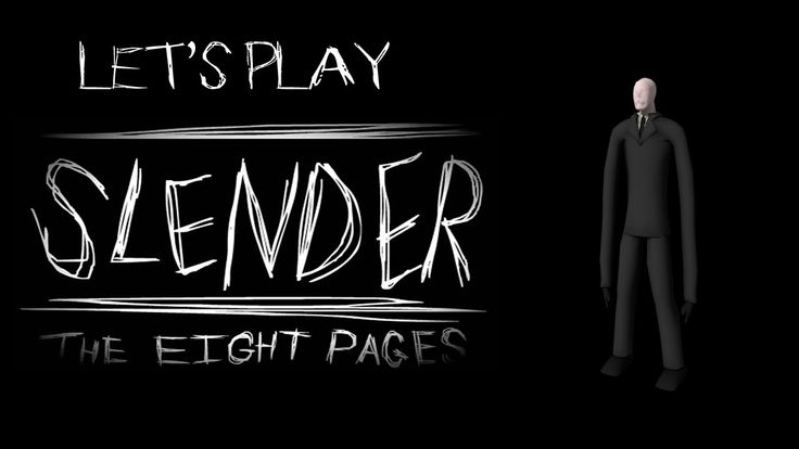 Let's Play Slender The Eight Pages