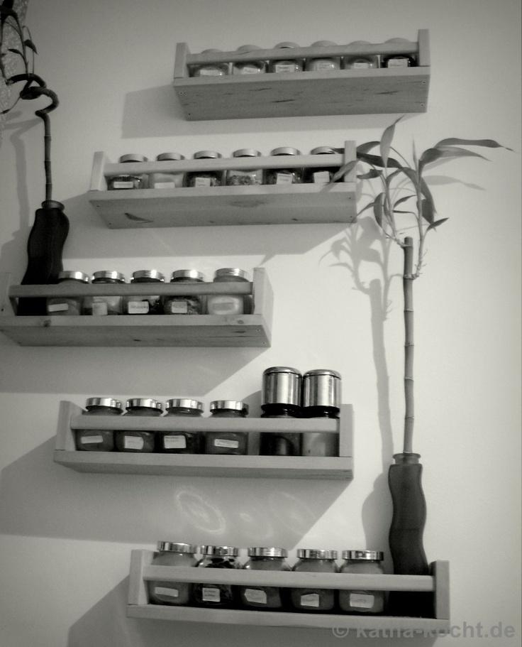 17 best images about dekorationsideen f r ihre k che von. Black Bedroom Furniture Sets. Home Design Ideas