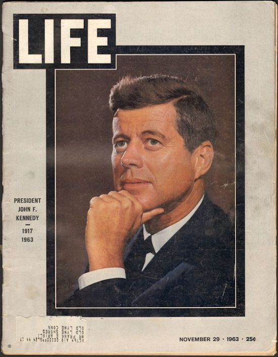 An analysis of the life of john f kennedy 35th president of the united states