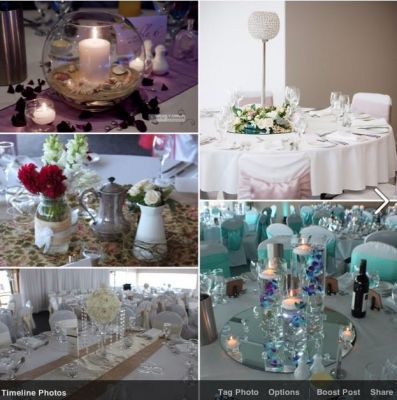 Are you getting married or hosting a corporate event this May, June, July and August?   We have a fantastic deal for you!   Any centrepiece $33.00 available for pickup from our Newcastle showroom.  *Conditions apply - contact us for details.  http://www.paramounteventhire.com.au/Paramount-Event-Hire/promotions.html  Are you getting married or hosti...