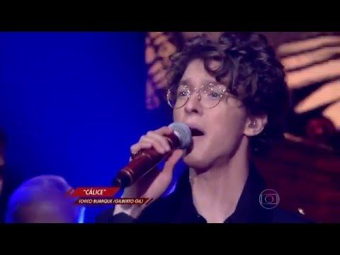 Ayrton Montarroyos canta 'Cálice' no The Voice Brasil - Shows ao Vivo | 4ª Temporada - YouTube
