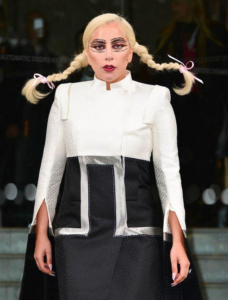 Lady Gaga Emerges As Pippi Longstocking