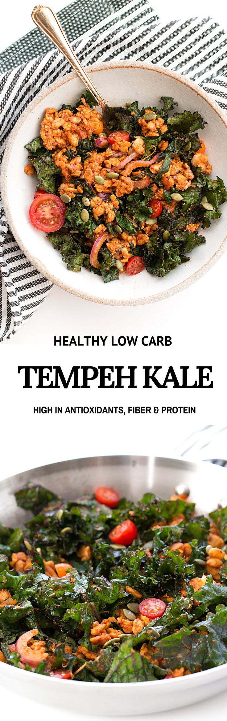 Sti Fry Tempeh. Tempeh is one of the best soy products and is a tradition Asian…