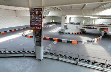 Karting Cap Malo - Lieu pour un team-building à Rennes.