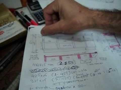 Curso de Marcenaria Grátis Aula 01/13 - Rack Painel MDF 1 - Desenhos Faça Você Mesmo PaP - YouTube