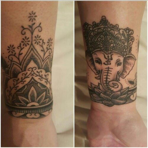 ganesha tattoo forearm - photo #25