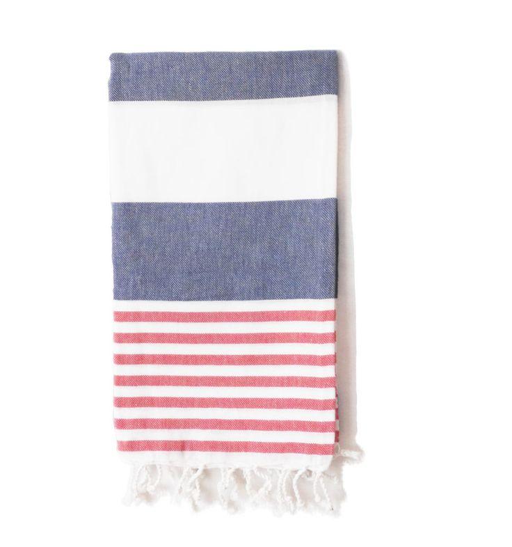 100% Baumwolle Türkisches Strand-, Picknick, Sauna Tuch Pestemal Beach towel