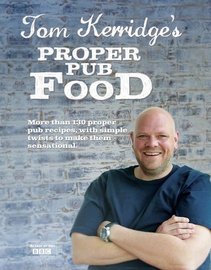 At The Hand and Flowers Michelin starred chef Tom Kerridge's menu combines unpretentious modern British flavours and rustic French dishes, featuring the best available seasonal ingredients. Some of the special treats Tom serves at his own one-of-a-kind pub can be found in his cookbook Proper Pub Food by Tom Kerridge. http://www.bloomsbury.com/uk/tom-kerridges-proper-pub-food-9781472903532/