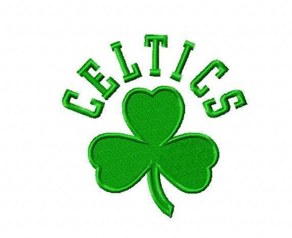 "Boston Celtics embroidery designs. Boston Celtics Logo. Formats: CSD, DST, EXP, HUS, JEF, PES, SHV, VIP, XXX, VP3,   Sizes: 2.79x2.79"", 3.77x3.77"", 4.56x4.56""  Price 2.50$   Contacts: provokator04@rambler.ru"
