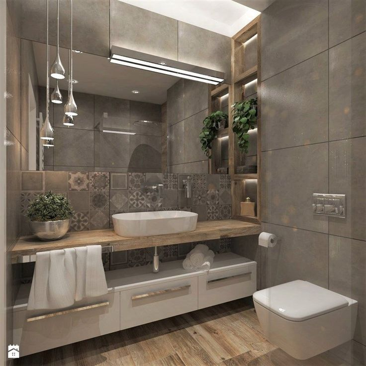 37 Awesome Small Master Bathroom Makeover-Ideen. A…