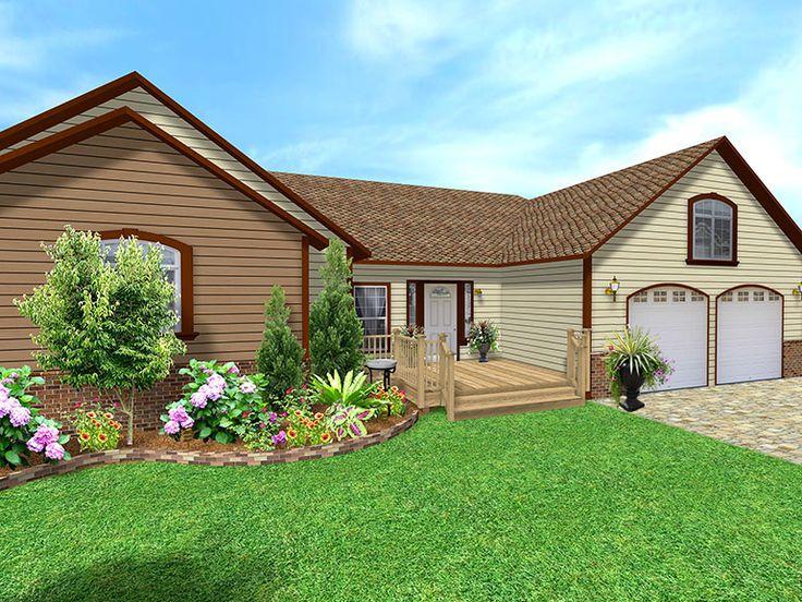 Simple Landscape Ideas Front House