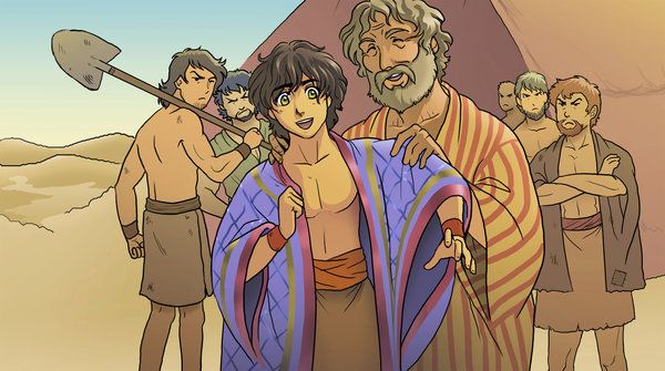 Joseph & Coat of many colors | Bible Class Stuff ...