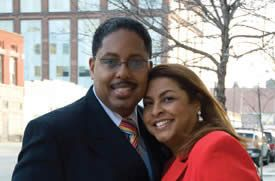 PASTOR DAVID & DR ANNETTE STOKES [temple of judah cogic] SHE'S ALSO MY PRIMARY CARE PHYSICIAN