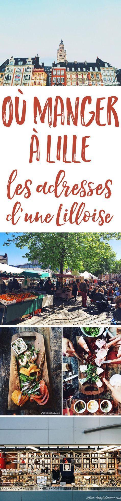 Vous prévoyez un petit weekend gourmand à Lille ? Ne manquez pas cette sélection de bonnes adresses partagées par une Lilloise !