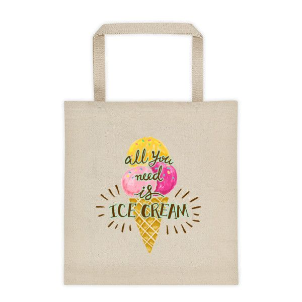 """With its square bottom, this tote is perfect for carrying just about anything, from groceries to beach towels.  • 12 oz, 100% cotton canvas • Reinforced bottom • 22"""" dual h..."""