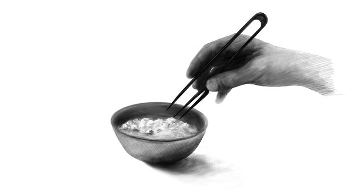 JETLAG Chopsticks fork