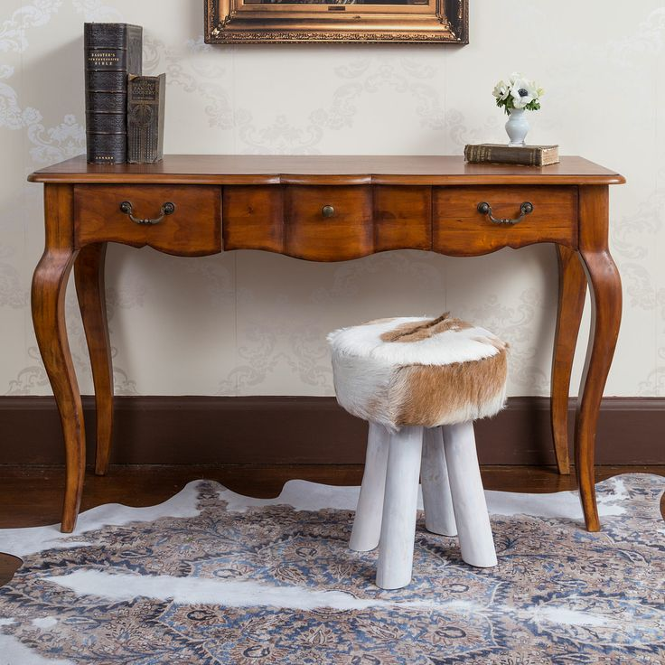 Dad's Antique Console Table | Console Tables | Tables | French Bedroom Company