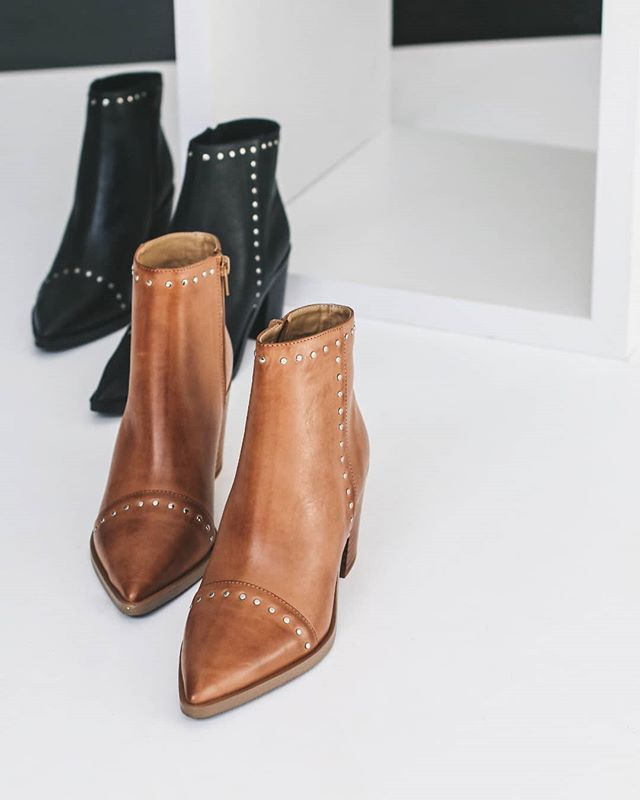 Sandre Black Luxe Ankle Boots in 2019 | Boots, Ankle boots