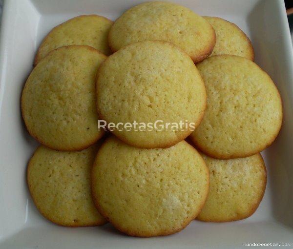 Receta de galletas clasicas