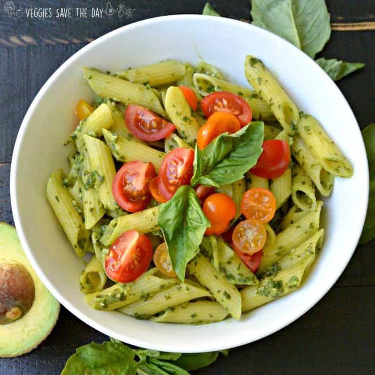 Die besten 25+ Basil pesto pasta Ideen auf Pinterest Pesto pasta