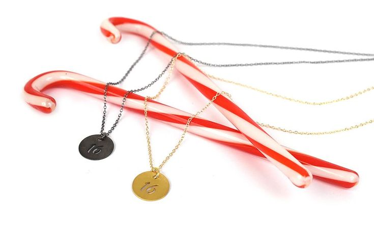 """""""16"""" Lucky Charm Long Necklace"""