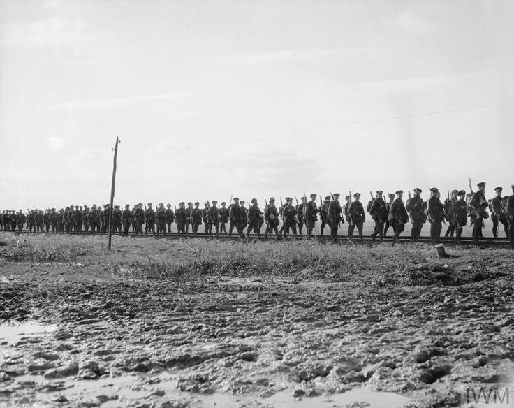 WWI, The British Army in the Salonika Campaign.©IWM