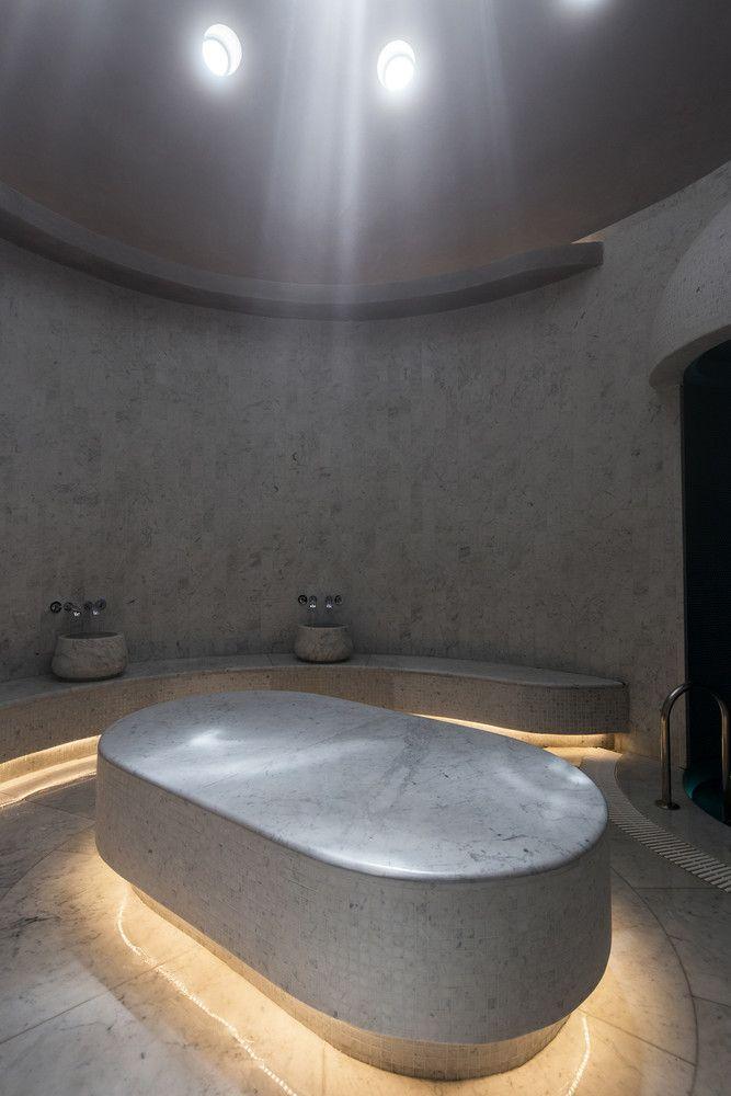 galeria de hotel e spa eskisehir gad architecture 10 - Spa Und Wellness Zentren Kreative Architektur